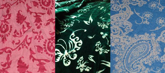 Devoured: The textile chemistry behind devoré
