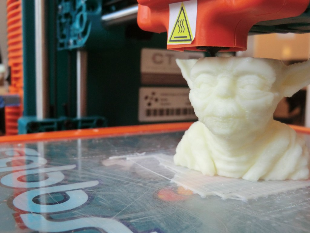 3D Printing: A Technology Revolution and it's at UNC