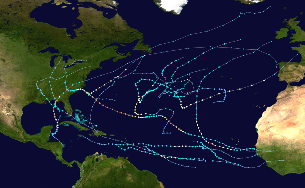 source: https://en.wikipedia.org/wiki/File:2018_Atlantic_hurricane_season_summary_map.png