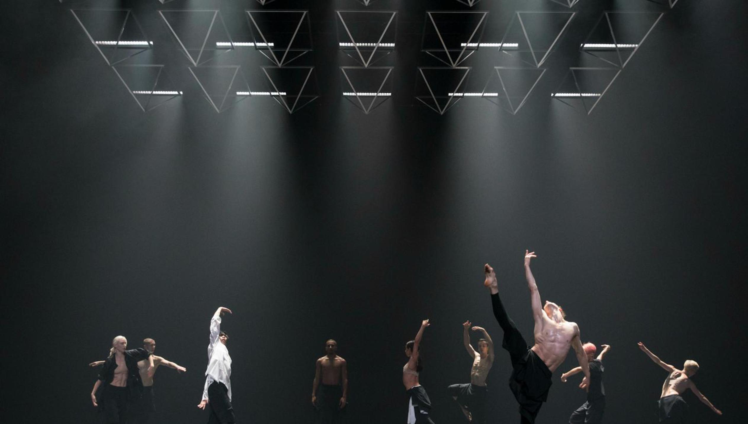 Science Behind the Dance – Autobiography by Wayne McGregor