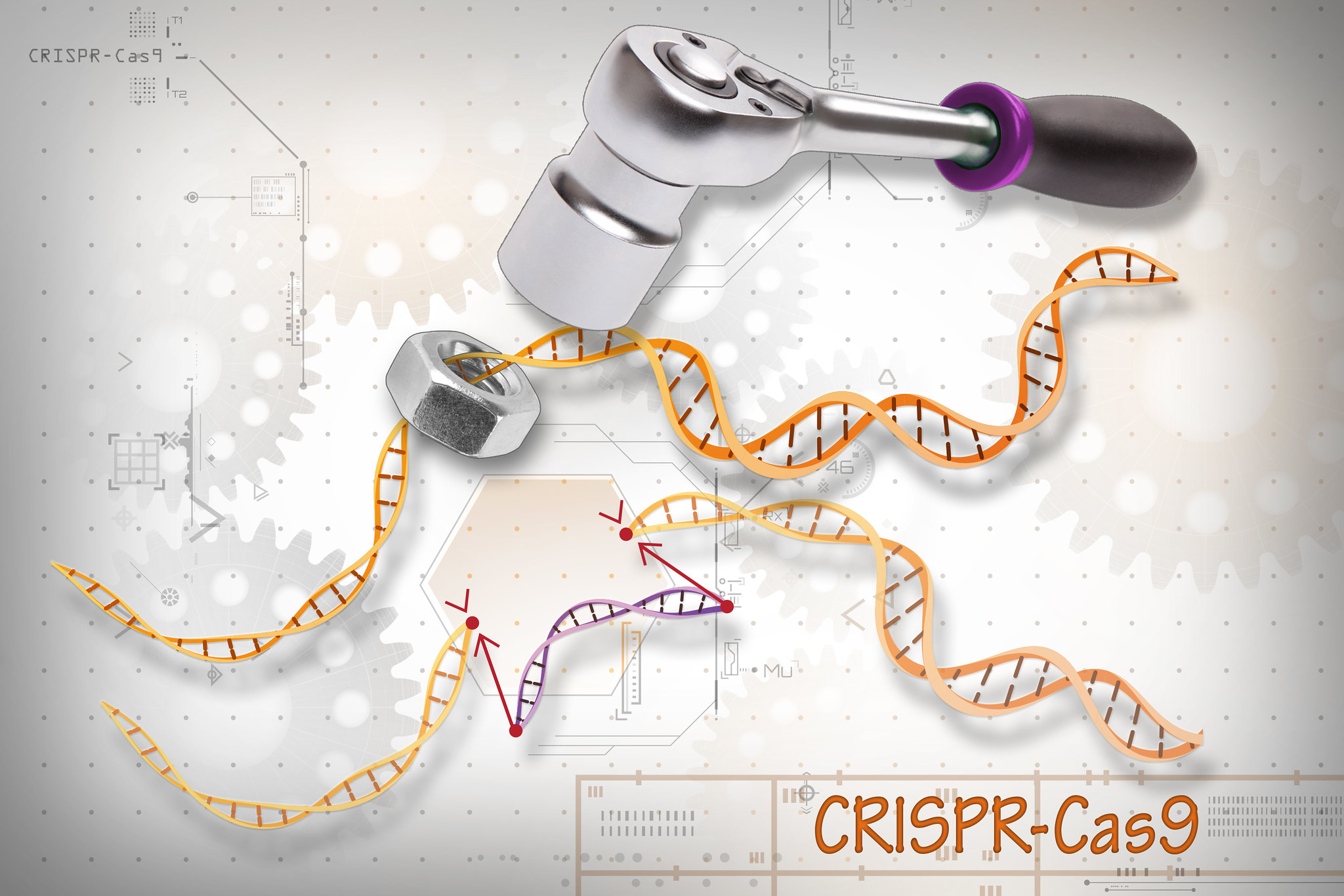 "Are some of us ""immune"" to genome editing?"