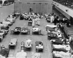 https://en.wikipedia.org/wiki/Spanish_flu#/media/File:1918_flu_in_Oakland.jpg