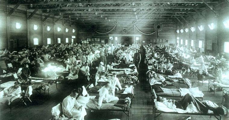 Global Pandemic 1918 Edition