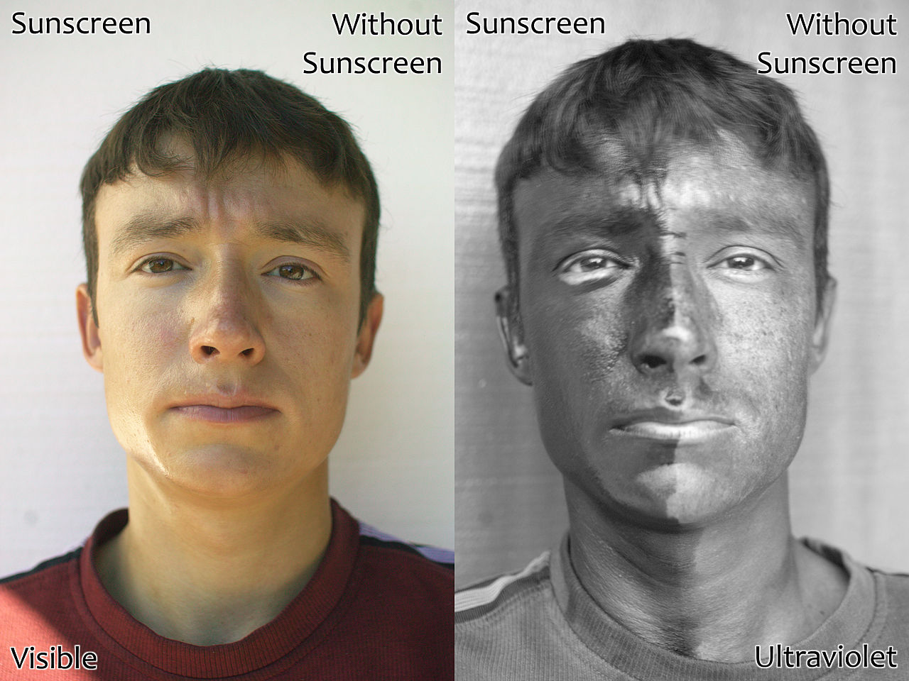 Sunscreen: Not Just for Carolina Blue Days!